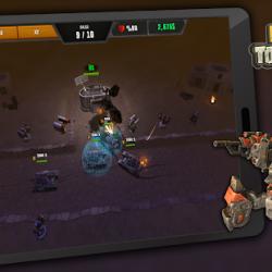 mobile game tech